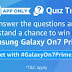 AMAZON QUIZ ANSWERS TODAY 31 MARCH 2018 (WIN GIFTCARD)