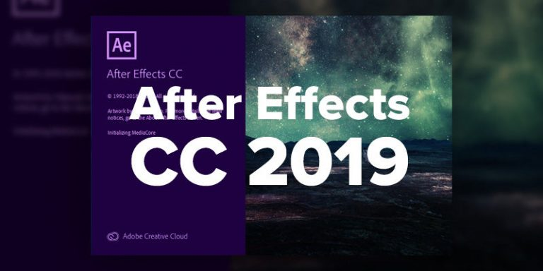 Adobe After Effects CC 2019 Trial Free Download - GaZ
