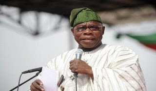 ON CHURCHES CRITICIZING GOVERNMENT, OBASANJO SPEAKS