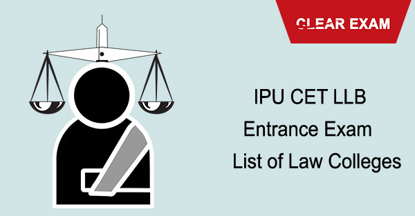 Top Law Colleges in India accepting IPU CET LLB Score