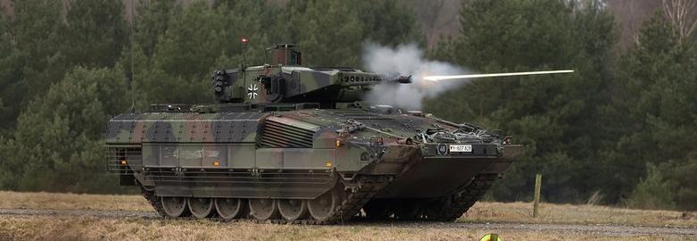 Сучасні тенденції розвитку БМП: системи управління озброєнням