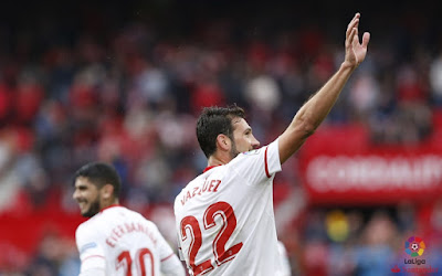 Crónica Sevilla FC 2 - Athletic Club de Bilbao 0
