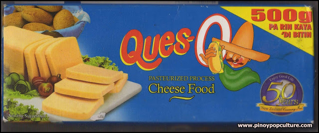 Ques-O Pasteurized Process Cheese Food, New Zealand Creamery