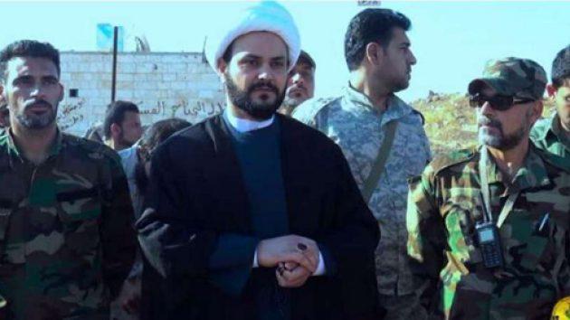 Pendiri Tentara Bayaran Syiah Iraq Tiba di Aleppo