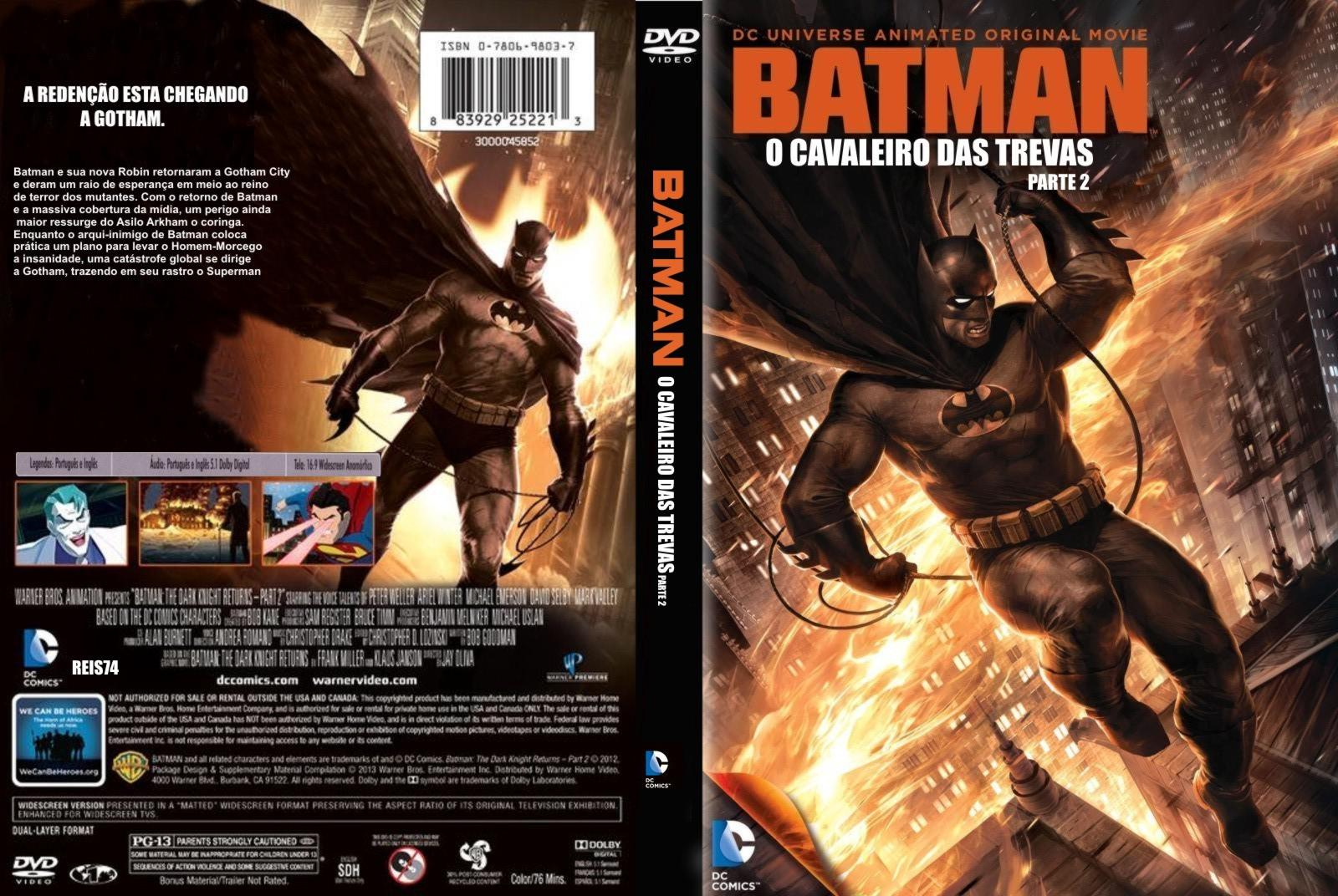 TREVAS DVD RESSURGE CAVALEIRO BAIXAR BATMAN DAS FILME O