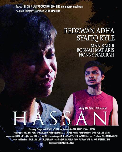 Telemovie Hassan Lakonan  Shafiq Kyle, Nonny Nadirah