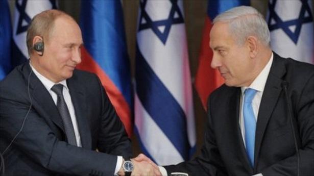 Netanyahu anuncia que se reunirá con Putin en Rusia el próximo 21 de abril