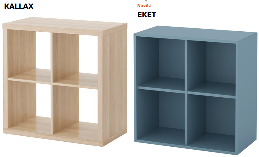Ikeahackers And Eket Home Shaped