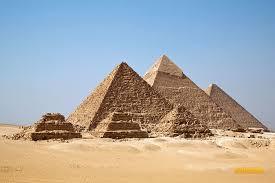 Mısır, Piramitler,Kahire,Ölüler şehri