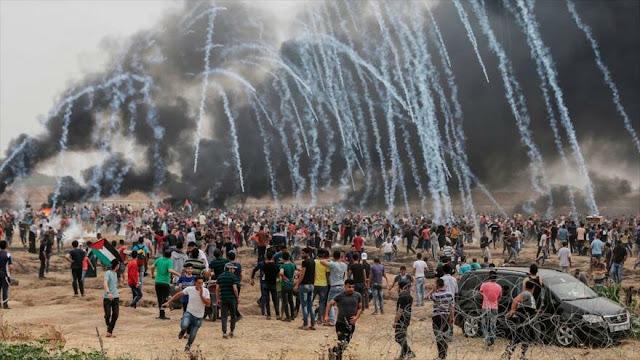 ONU condena el 'uso excesivo de la fuerza' por Israel contra Gaza