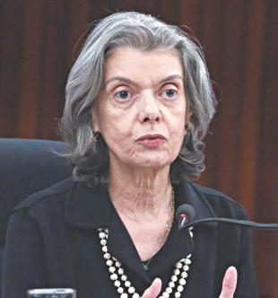 LIMINAR DA PRESIDENTE DA CORTE: Ministra do STF suspende ato de extinção do TCM