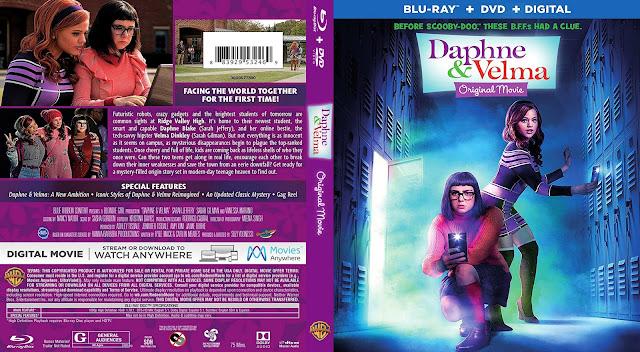 Daphne & Velma Original Movie (scan) BlurayCover