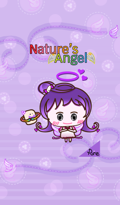 Nature's Angel - Angel Purple Pure