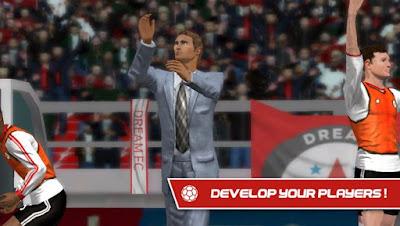 Dream League Soccer 2016 Apk v3.05 (Mod Money)