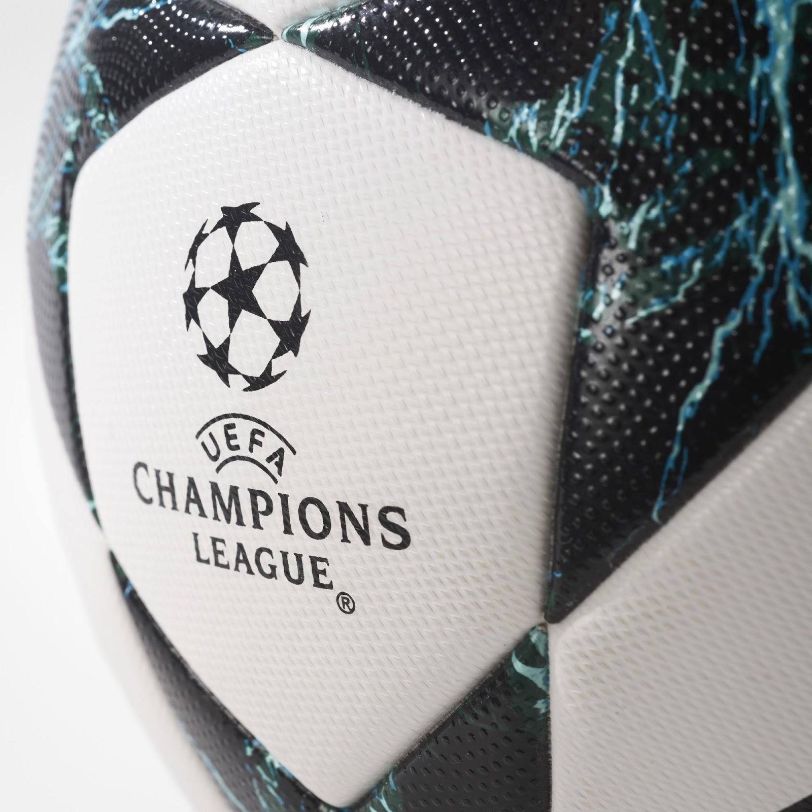 Se presentó la nueva pelota adidas para la Champions League 2017/18