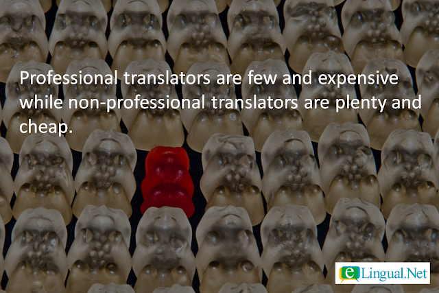 Why do translator fees vary dramatically? | Spread The Word Blog by www.elingual.net
