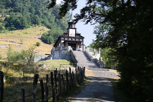 Javorca church