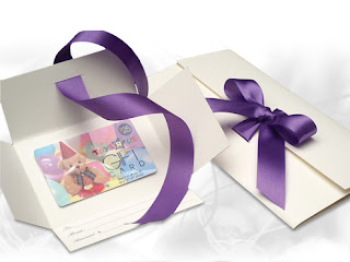 uline gift card boxes