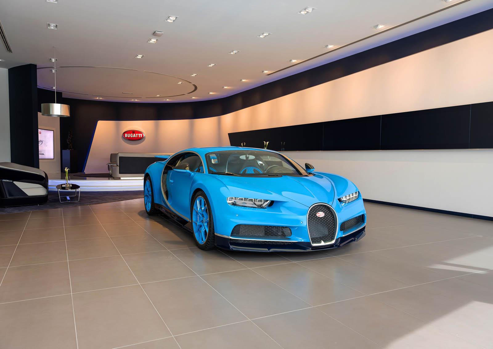 Bugatti Car Dealers Uk