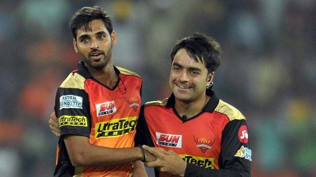 KKR vs SRH:Sunrisers Hyderabad's Predicted XI against Kolkata Knight Riders