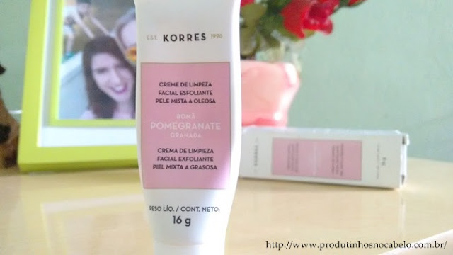 Esfoliante Pomegranate Korres