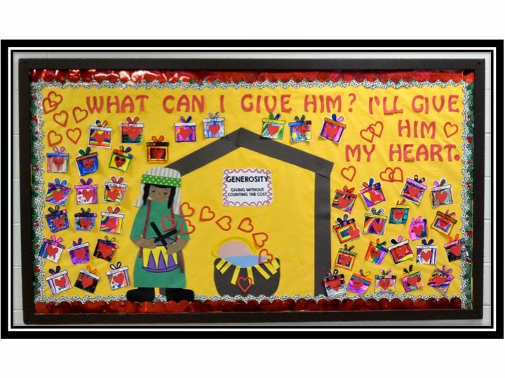 advent bulletin boards advent wreaths elves generosity bulletin board and 10024