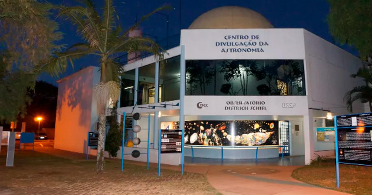 Observatório da USP de São Carlos oferece Oficina Prática de Telescópios