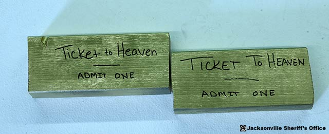 Christians Arrested For Selling Golden Tickets To Heaven: Claim Jesus Gave Them The Tickets At KFC