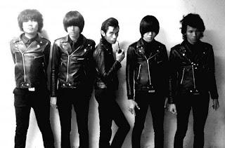 Gambar Man Leather Jacket