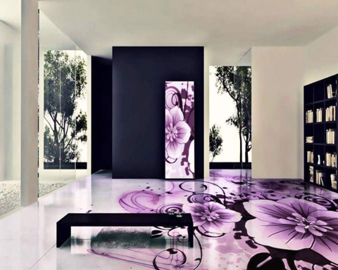 3d flooring design is one of the most beautiful eyes catching modern design; this is a very creative floor art design ideas for additional attraction of your lovely home that can surely amaze and make your family more enjoy and relax while they are at home.