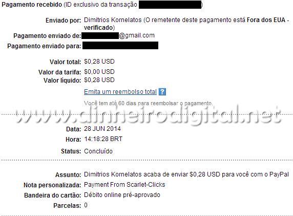 scarletclicks pagamento