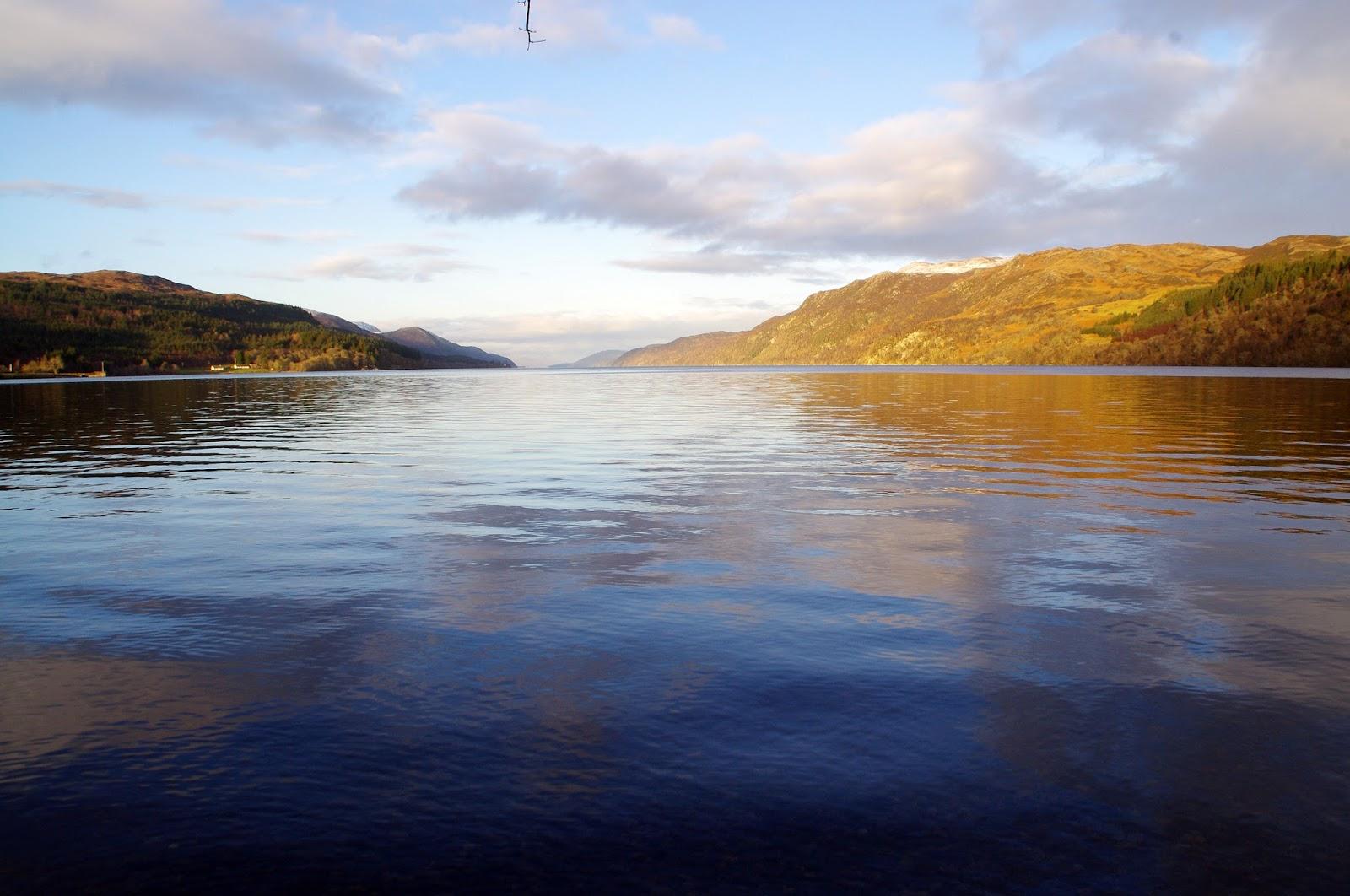 Loch Ness Scottish Highlands
