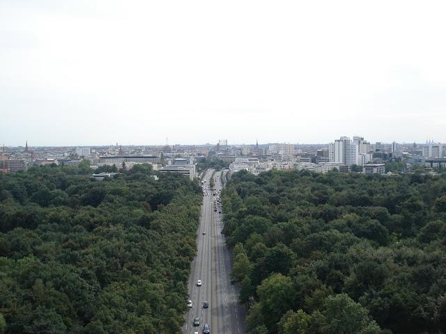 Parque Tiergarten, Berlim.