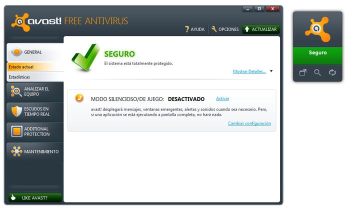 Tecnoinfe tecnolog a inform tica y educaci n avast free antivirus 6 - Oficina virtual de fpe ...