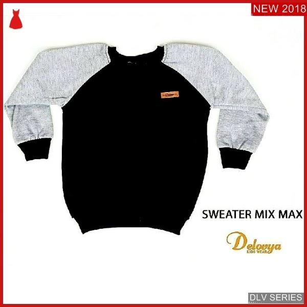 DLV46S30 Sweater Mixmax Anak Modis Atasan Anak Balita Murah BMG