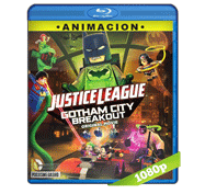 LEGO DC Comics Super Heroes: Justice League – Gotham City Breakout (2016) Full HD BRRip 1080p Audio Dual Latino/Ingles 5.1