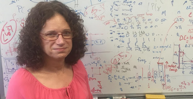 Associate Professor Joan Vaccaro, from Griffith's Centre for Quantum Dynamics