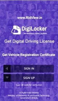 How to Register in DigiLocker App