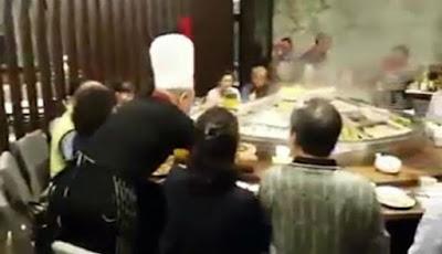 20 Orang Makan di Restoran, Tagihan Makanan Rp2,2 Miliar
