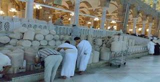 Doa Minum Air Zam Zam Lengkap Bahasa Arab, Latin dan Artinya