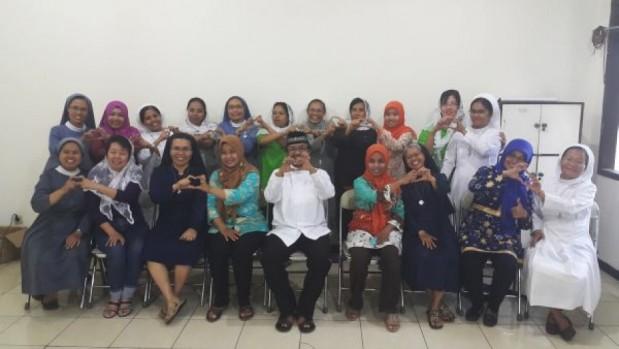 Pertemuan Perempuan Berkerudung Islam-Katolik 9 Maret Banjir Dukungan