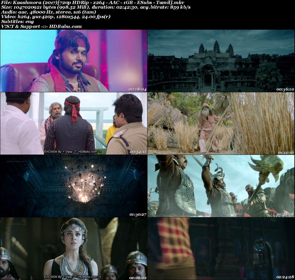Kaashmora Full Movie Download