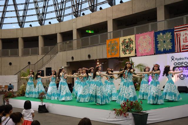 Hawaiian WAI KULA Days 2018 フラダンス