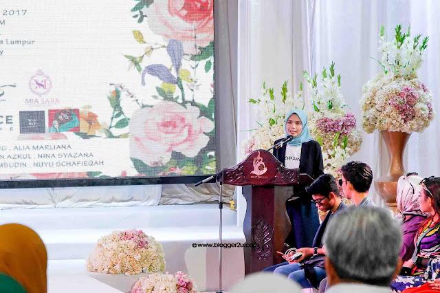 Pengasas bersama Portal Roopawan Siti Amalina Ariffin