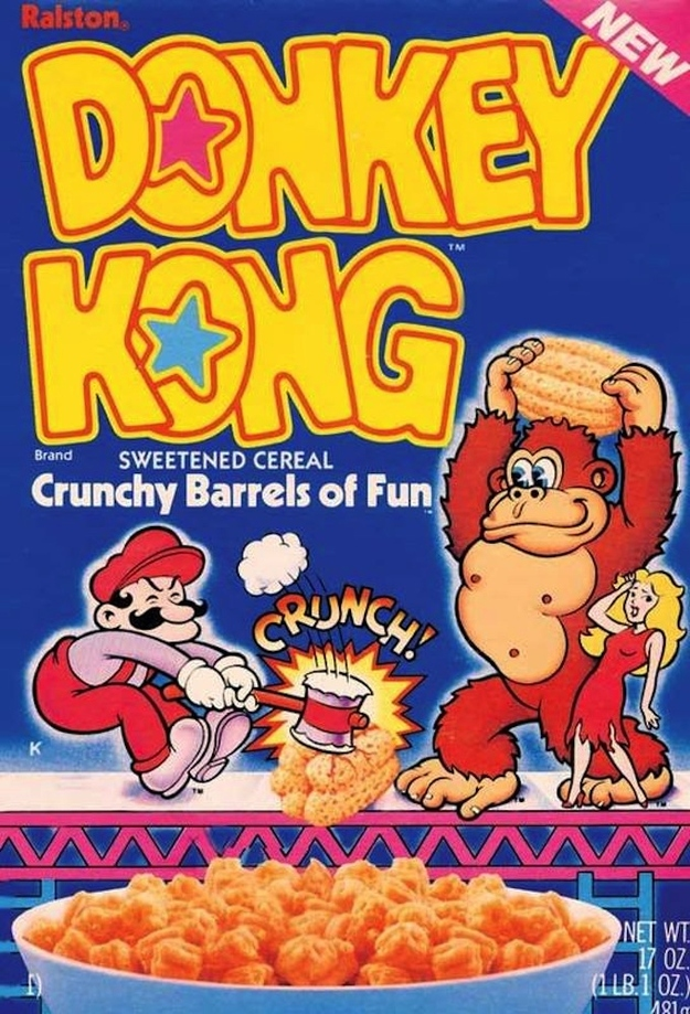 25 Cereals From The '80s You Will Never Eat Again