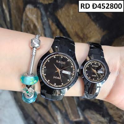 Đồng hồ cặp đôi Rado Đ452800