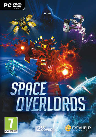 Space Overlords PC Full Español
