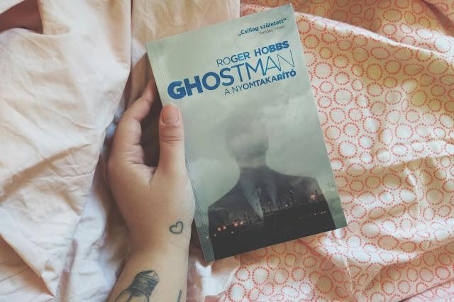Roger Hobbs – Ghostman: A nyomtakarító (Jack White 2.) megjelent a Libri Könyvkiadó gondozásában, mely a Libri csoport tagja, saját kép, szerző: Tekla Könyvei