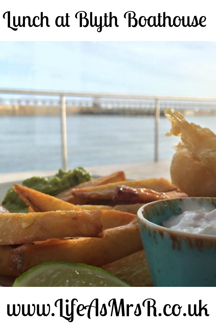 Lunch at Blyth Boathouse - A review
