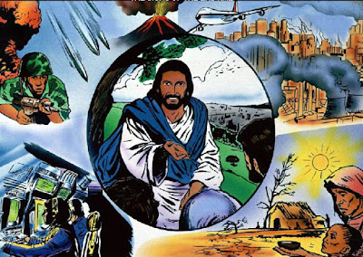 Código da Biblia mostra que a Segunda Vinda de Jesus será em 2016